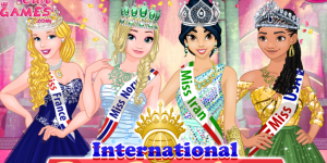 Hra - International Royal Beauty Contest