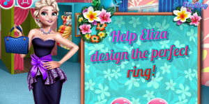 Hra - Princess Ring Designer