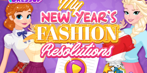 My New Year's Fashion Resolutions