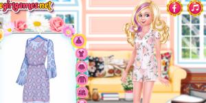 Hra - Barbie Vintage Florals