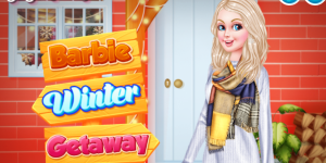 Hra - Barbie Winter Getaway