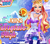 Hra - Barbie Joins Ever After High