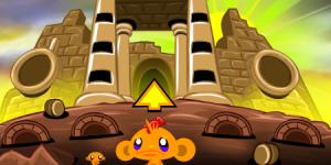 Monkey Go Happy Stage 110