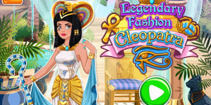 Hra - Legendary Fashion: Cleopatra