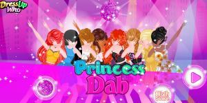 Princess Dab Queens