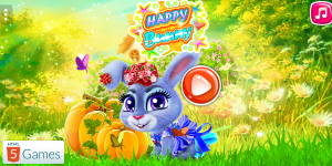 Hra - Happy Bunny
