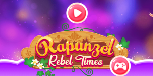 Hra - Rapunzel Rebel Times