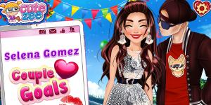Hra - Selena Gomez Couple Goals