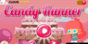 Hra - Candy Runner