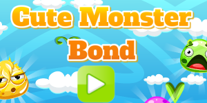 Hra - Cute Monster Bond