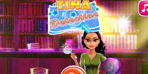 Hra - Tina - Detective