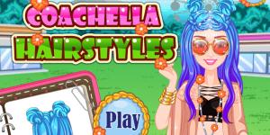 Coachella Hairstyles