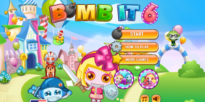 Hra - Bomb It 6