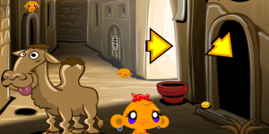 Monkey Go Happy Stage 168