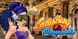 Hra - Ladybug Masquarade Maqeover