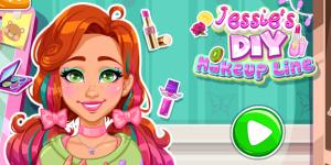 Hra - Jessie's DIY Makeup Line