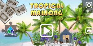 Tropical Mahjong