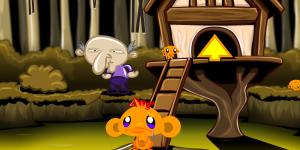 Monkey Go Happy Stage 202