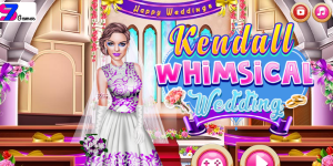 Hra - Whimsical Wedding Dressup