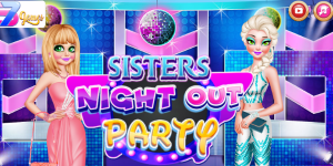 Hra - Sister Night Out Party