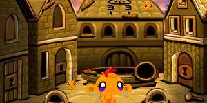 Monkey Go Happy Stage 206