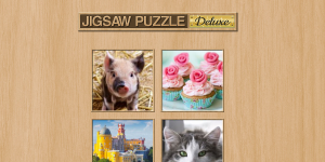 Hra - Jigsaw Puzzle Deluxe