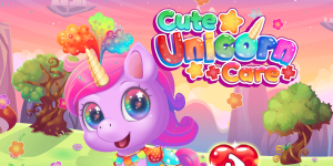 Hra - Cute Unicorn Care