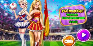 Hra - Princess At World Championship 2018