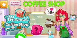 Hra - Mermaid Coffee Shop