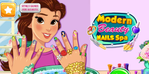 Hra - Modern Beauty Nails Spa