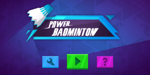 Hra - Power Badminton