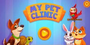 Hra - My Pet Clinic