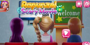 Hra - Rapunzel Scary Movie