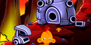 Hra - Monkey Go Happy Stage 231