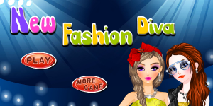 Hra - New Fashin Diva