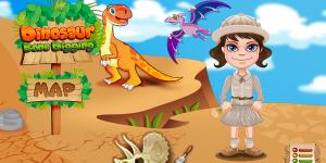 Dinosaur Bone Digging