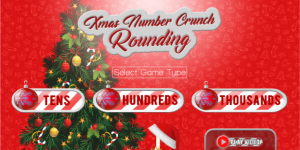 Hra - Chrismtass Number Crouch Rounding