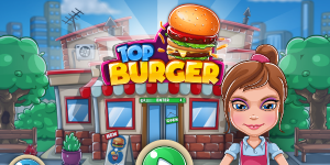 Hra - Top Burger