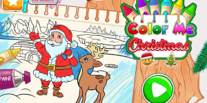 Hra - Color Me Christmass