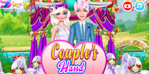 Hra - Couple Hand Casting