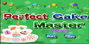 Hra - Perfect Cake Master