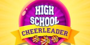 Hra - HighSchool Cheerleader Dressup