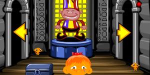 Hra - Monkey Go Happy Stage 256