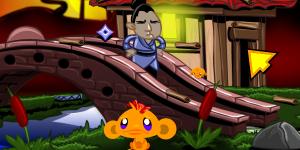 Hra - Monkey Go Happy Sage 258