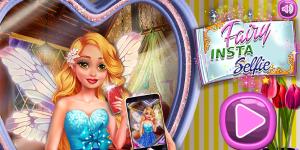 Hra - Fairy Insta Selfie