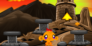 Hra - Monkey Go Happy Stage 262
