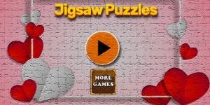 Hra - Valentines Puzzle Challenge