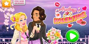 Hra - Audrey's Valentine