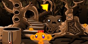 Hra - Monkey Go Happy Stage 265