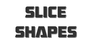 Hra - Slice Shapes